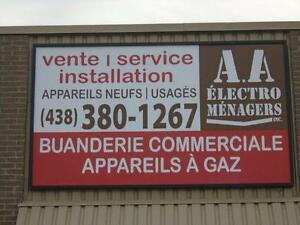 SPECIAL POUR LES PROPRIETAIRES DES BLOCKS A'APPARTMENT/SPECIAL FOR BUILDING OWNERS