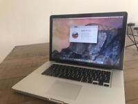 "MacBook Pro 15"" Mid-2012 9,1"
