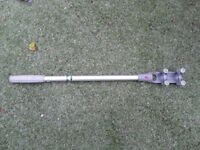 Outboard engine fixed tiller extension 29 inch