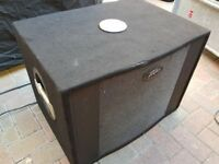 Peavy Pro Sub P 400W (Active / Powered) - No Amp Required!