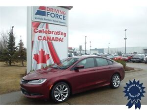 2016 Chrysler 200 S AWD All Wheel Drive - 20,761 KMs, Seats 5