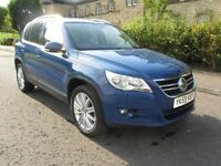 2009 59 Plate Volkswagen Tiguan 2.0 TDI 170 Sport 4 Motion**FINANCE AVAILABLE**