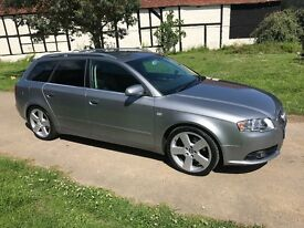 Audi A4 Estate 2006 56 170bhp 2.0 TDI S-Line FSH New clutch DMF and cambelt