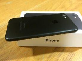 Iphone 7 - Unlocked - Black - 128GB