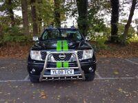 Nissan Navara Aventura Double Cab - Stunning Example - No VAT - Uprated engine