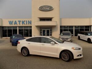 2013 Ford Fusion Titianium AWD Ecoboost -
