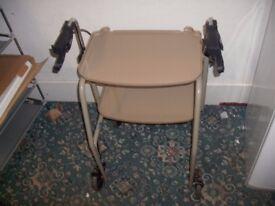 Wheelchair Trolley ID 69/11/17
