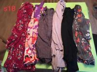 Ladies bundle of clothing size 18