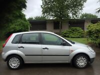 FORD FIESTA 1.4 TDCI, DIESEL, NEW SHAPE, genuine low miles, lady owned, LOOKS AND DRIVES GREAT,