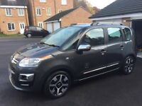 CITROEN C3 PICASSO SELECTION 1.6 hdi 2013 31k miles (Top spec)