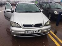 Vauxhall Astra **swaps** or £400