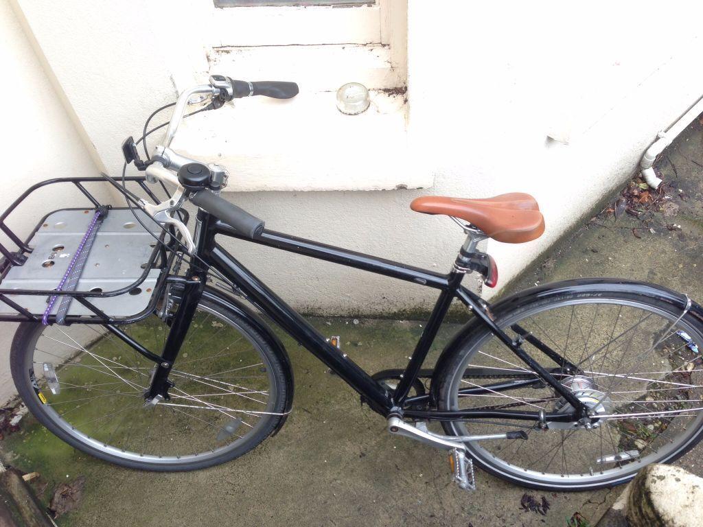 Specialized Globe Bicycle Live 2 Men S Black Internal Gear Hub