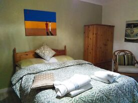 Tastefully Decorated Double Rooms for Professionals in Prestwick