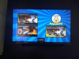 """Finlux 49"""" UHD 4K smart tv"""