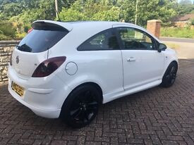 Vauxhall Corsa ONLY 21,000 MILES