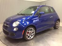 2013 Fiat 500 SPORT A/C MAGS CUIR
