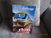 Lima Model Railways, and Track Plans, Brochure (HORNBY)