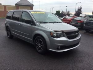 2014 Dodge Grand Caravan SE/SXT EDITION BLACKTOP CAMERA DVD MAGS