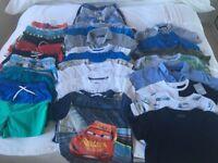 Boys Age 5-6 summer clothes