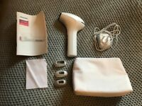 Never Used- Philips Lumea SC2009 laser hair removal