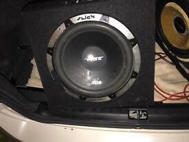 Vibe amps