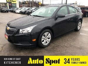 2014 Chevrolet Cruze 1LT/STD/LOW,LOW KMS/PRICED-QUICK SALE!