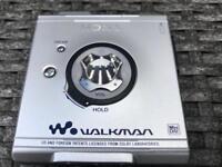 Sony Walkman Minidisc player MZ-E501