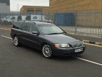 VOLVO V70 2.4D ESTATE SPORT MANUAL FULLY LOADED