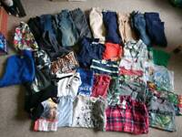 Boys clothes bundle age 7-9 years