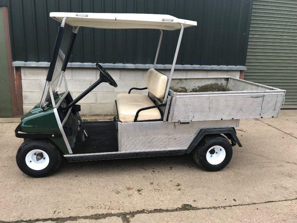Golf Buggy - Petrol Turf II Utility Vehicle