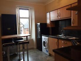 Two bedroom upstairs flat to let