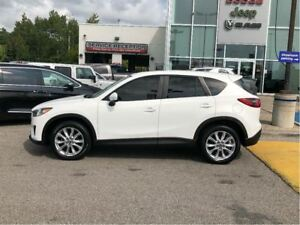 2014 Mazda CX-5 GT-ACCIDENT FREE-A.W.D. AND LOADED!!!!