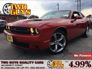 2015 Dodge Challenger SXT | 3.6L AUTO | GREAT KMS|