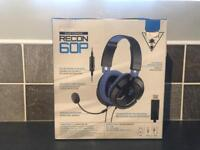 Turtle Beach Recon 60p gaming headset PS4