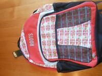 Authentic Roots Bookbag-New with tags