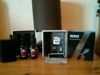 Kangertech nebox starter kit black edition