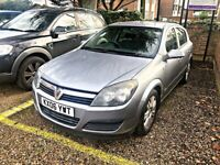 Vauxhall, ASTRA, Hatchback, 2006, Manual, 1598 (cc), 5 doors