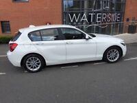 BMW One Series 116D 2012