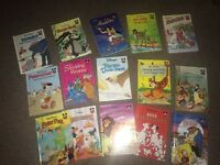 Walt Disney books for sale x 15