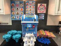 Shaved Ice / Snowy Cone Machine & Accessories