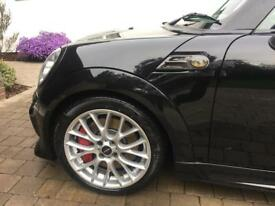 JCW R112 alloy wheels 17 4x100