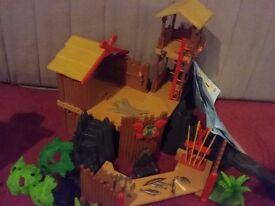 Playmobil Viking longhouse 3151