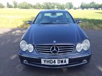 This CLK 320 AUTO AVANTGARDE, SatNav, Heated Memory Seats etc.. HPI Clear and ready to drive home