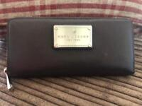 Genuine Marc Jacobs Brown Leather purse