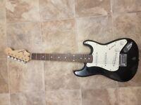 Fender Squier Mini Stratocaster V2, Black