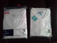 T-shirts (part 2): men's white t-shirts (3)