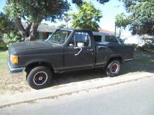 1986 Ford F100 Ute Shoalwater Rockingham Area Preview