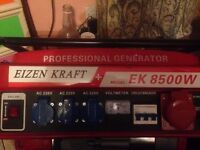 BRAND NEW LARGE GENERATOR FOR SALE