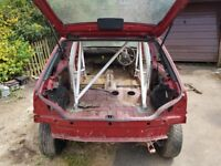 106 GTI unfinished project - £350 ono