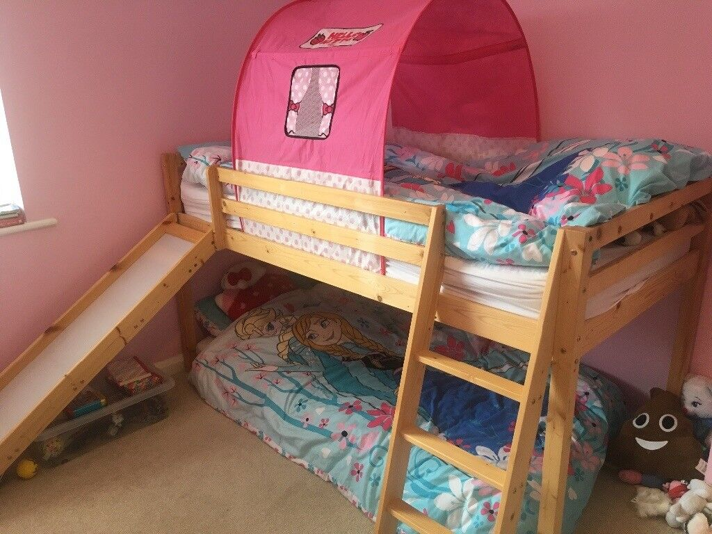 Kids Single Bunk Bed With Slide In Bournemouth Dorset Gumtree